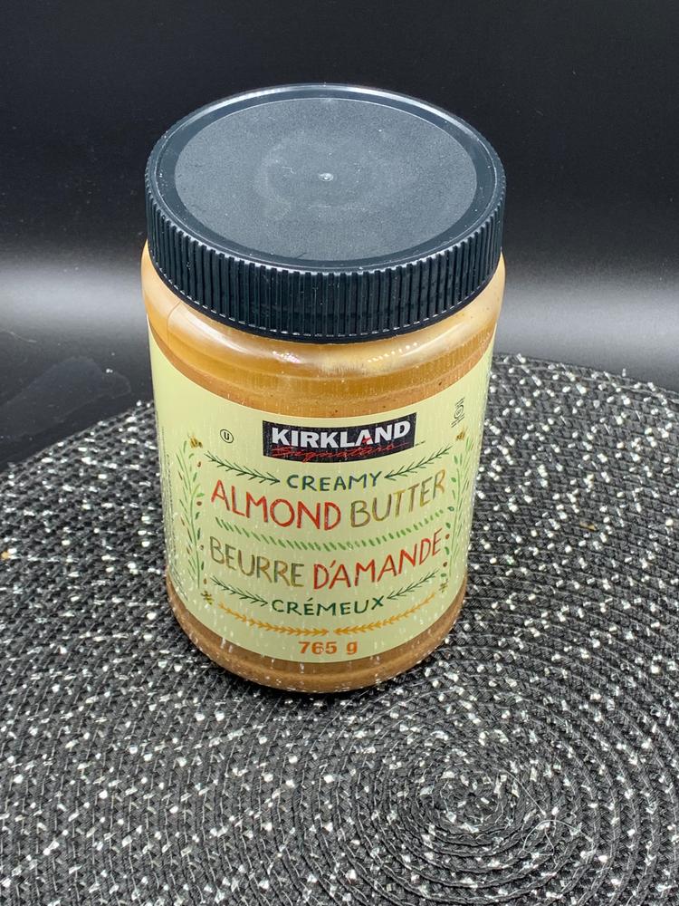 Costco Kirkland Signature Creamy Almond Butter Review