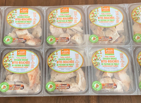 Costco Fresh Additions Fully Cooked Chicken Breast Bites Review