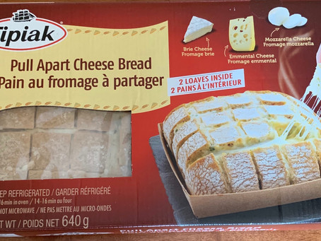 Costco Tipiak Pull Apart Cheese Bread Review