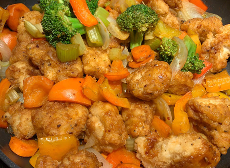 Costco Stir-Fry Recipe