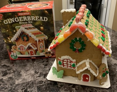 Costco Create A Treat Gingerbread House Kit