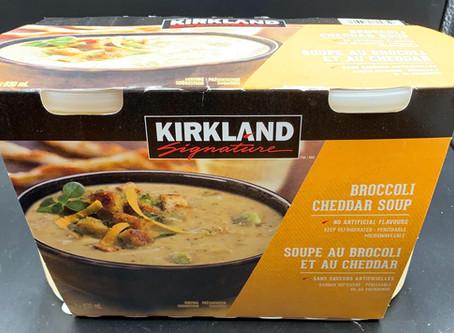Costco Kirkland Signature Cheddar Broccoli Soup Review