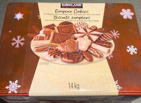 Costco Kirkland Signature European Cookies Review