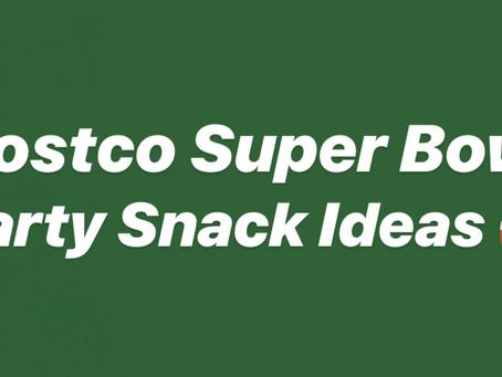 Costco Super Bowl Snack Ideas