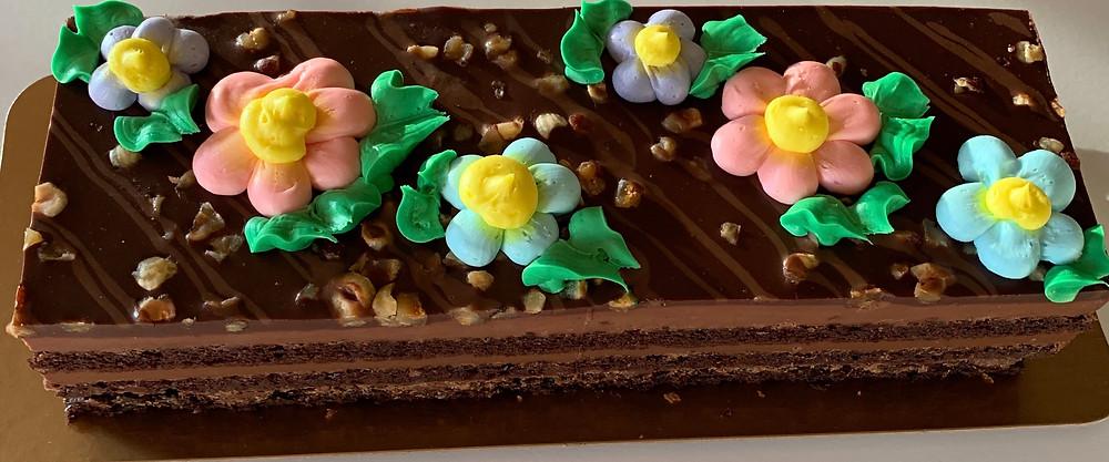 Costco Kirkland Signature Chocolate Hazelnut Cake