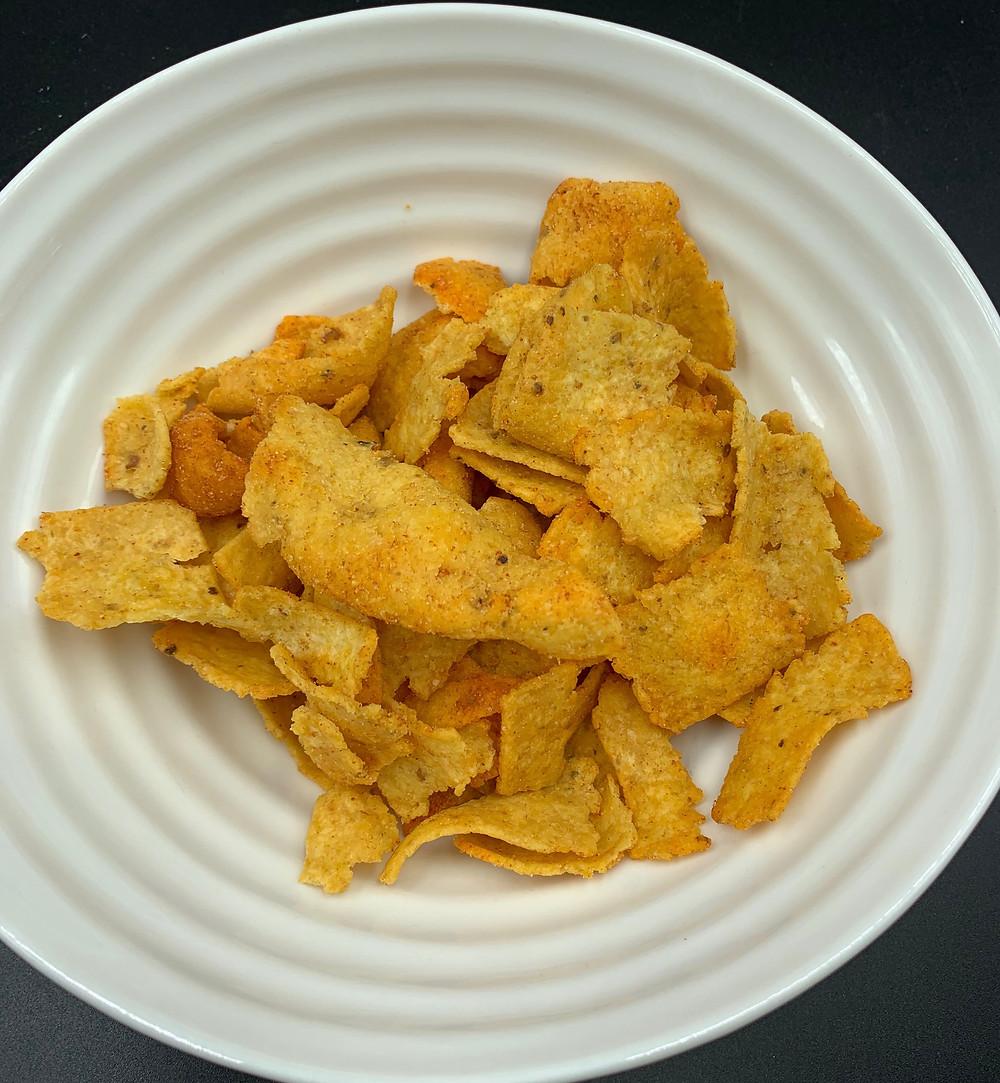 Costco RW Garcia Organic Corn Chips Bar-B-Q Flavor