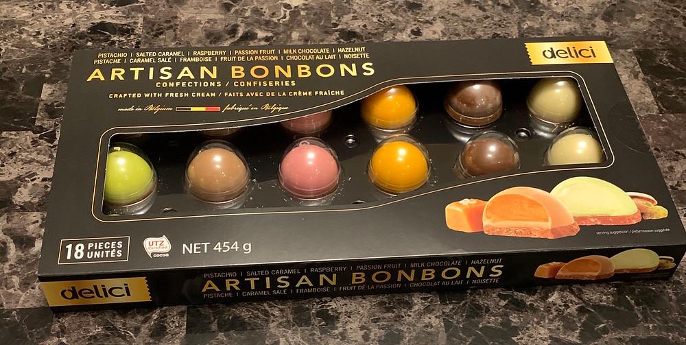 Costco Delici Artisan Bonbons
