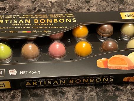Costco Delici Artisan Bonbons Review