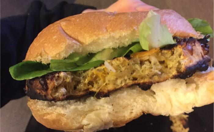 Costco Kirkland Signature Harvest Burger Review