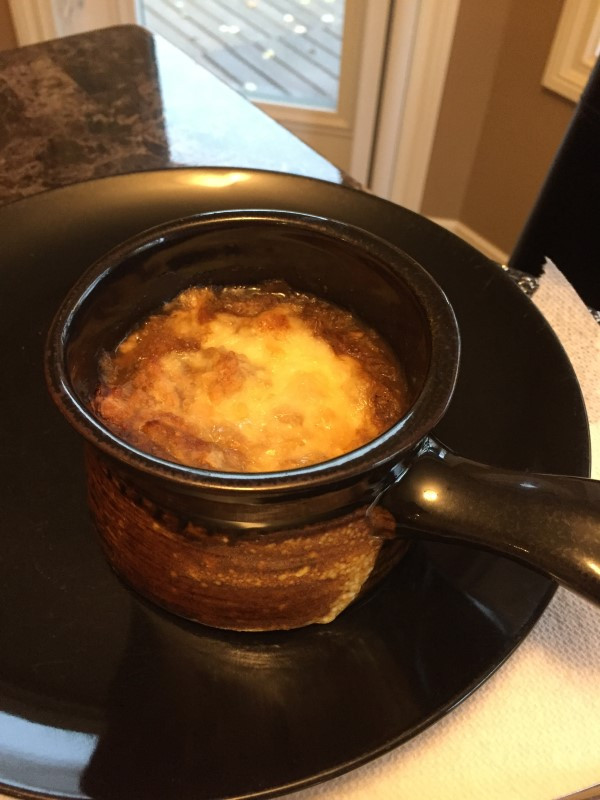 Costco Cuisine Adventures French Onion Soup