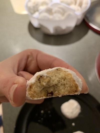 Costco David's Butter Pecan Meltaways