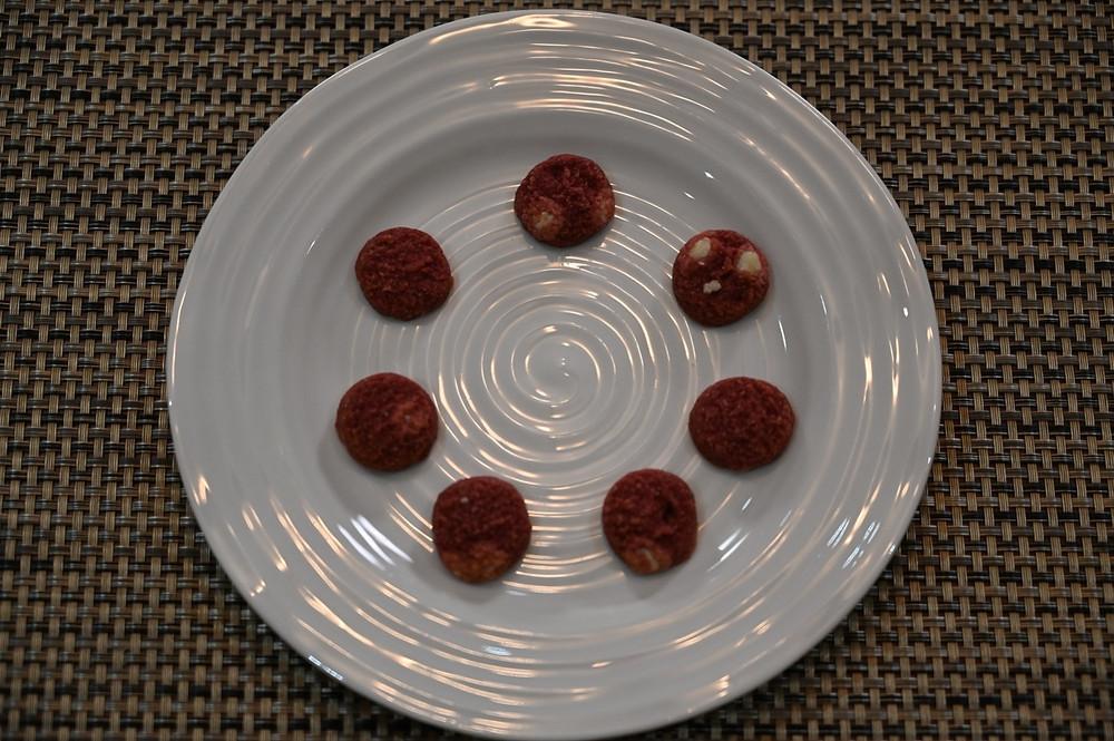 Costco MadeGood Red Velvet Mini Cookies