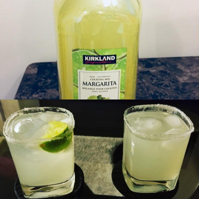 Costco Kirkland Signature Cocktail Mix Margarita