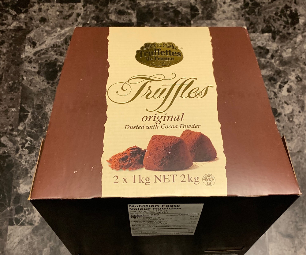 Costco Truffettes De France Chocolate Truffles