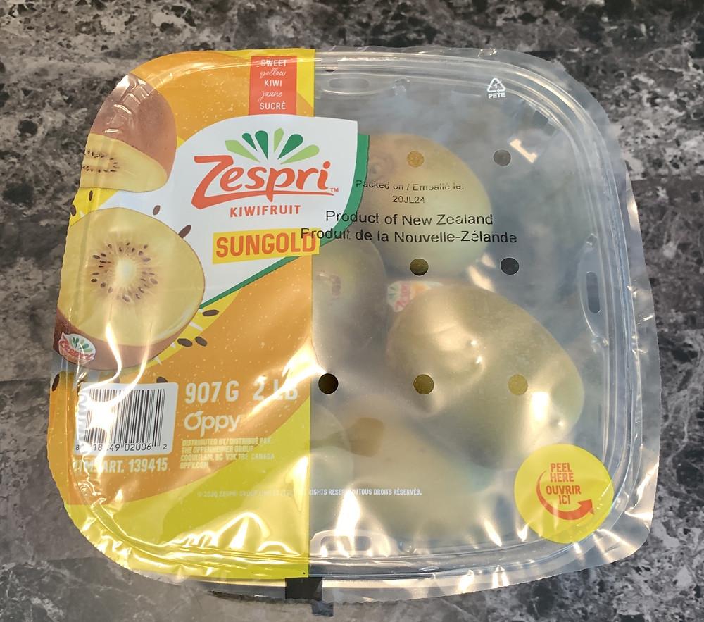 Costco Zespri Golden Kiwi