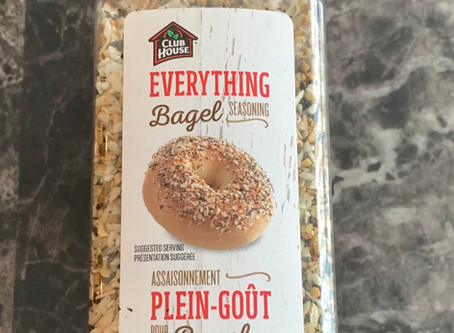 Costco Everything Bagel Seasoning  Review