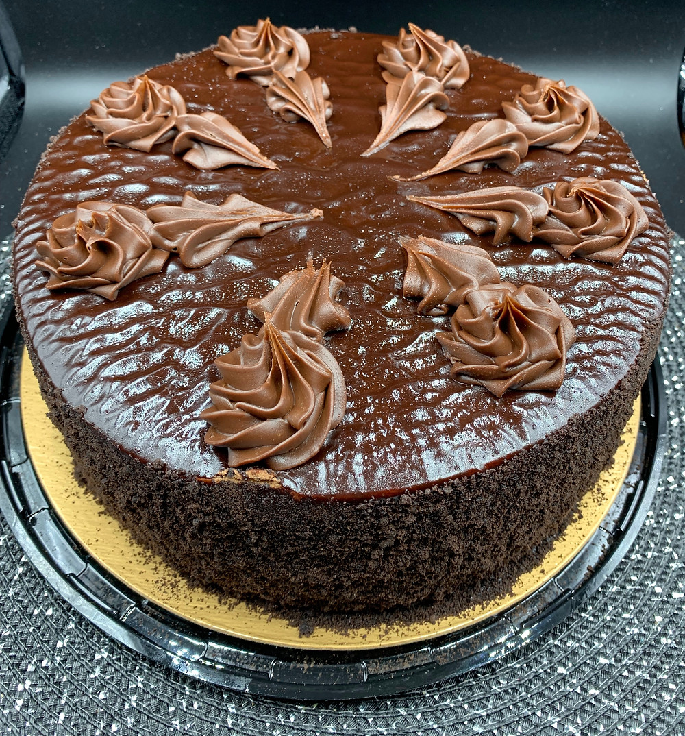 Costco Kirkland Signature Chocolate Truffle Cake