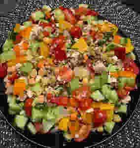 Costco Kirkland Signature Quinoa Salad