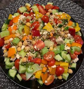 Costco Kirkland Quinoa Salad Review