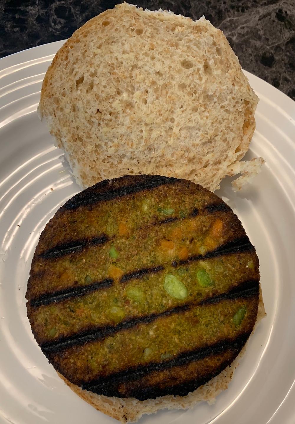 Costco dr. Praegers Organic California Veggie Burgers