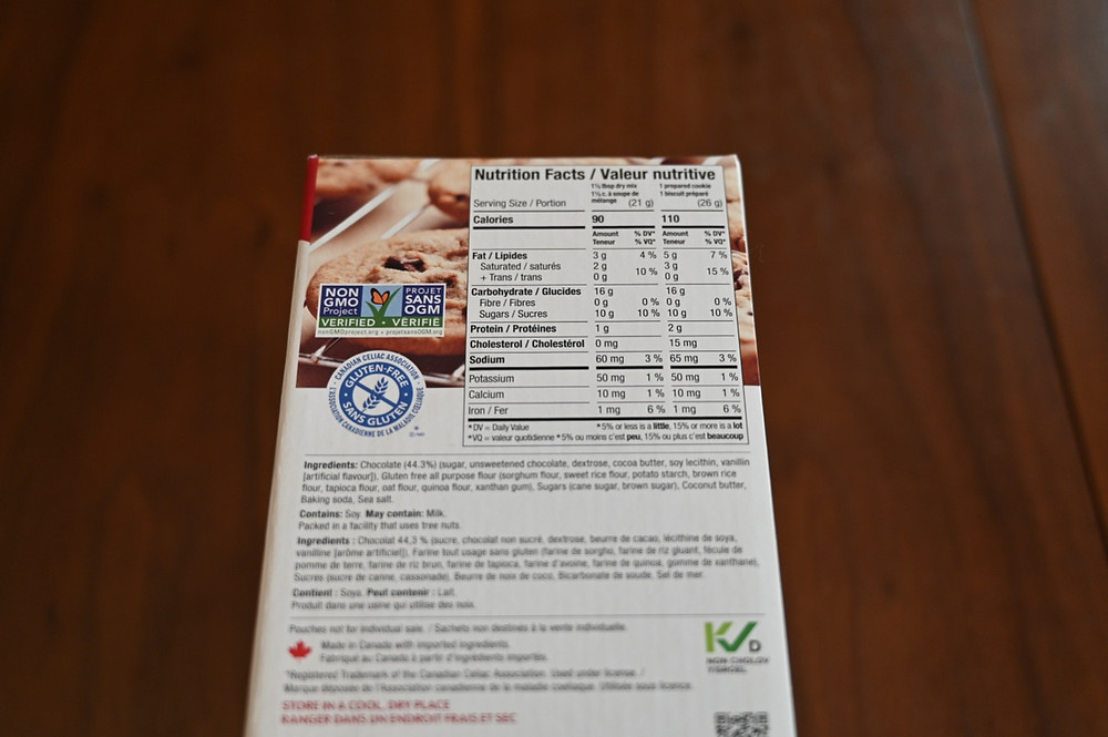 Costco Delici Mini Patisserie Desserts Nutrition Information Ingredients