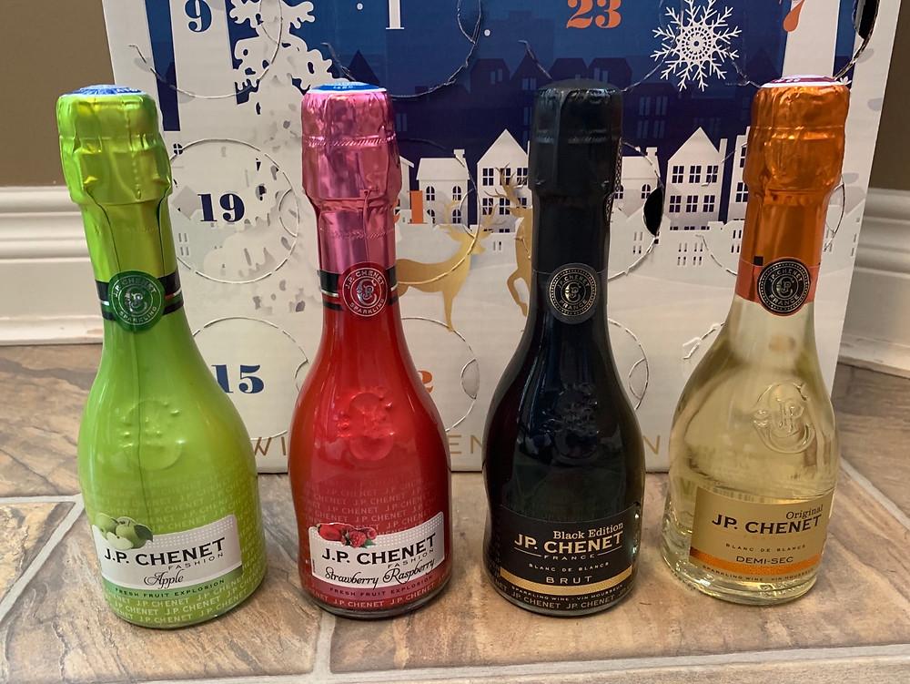 Costco Wine Advent Calendar Days 5-8