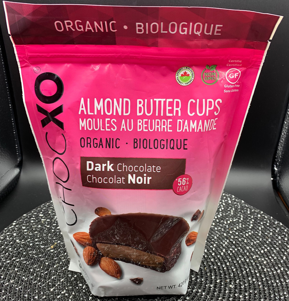 CHOCXO Almond Butter Cups