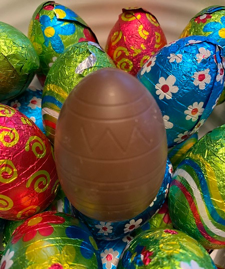 Costco Jacquot Milk Chocolate Eggs