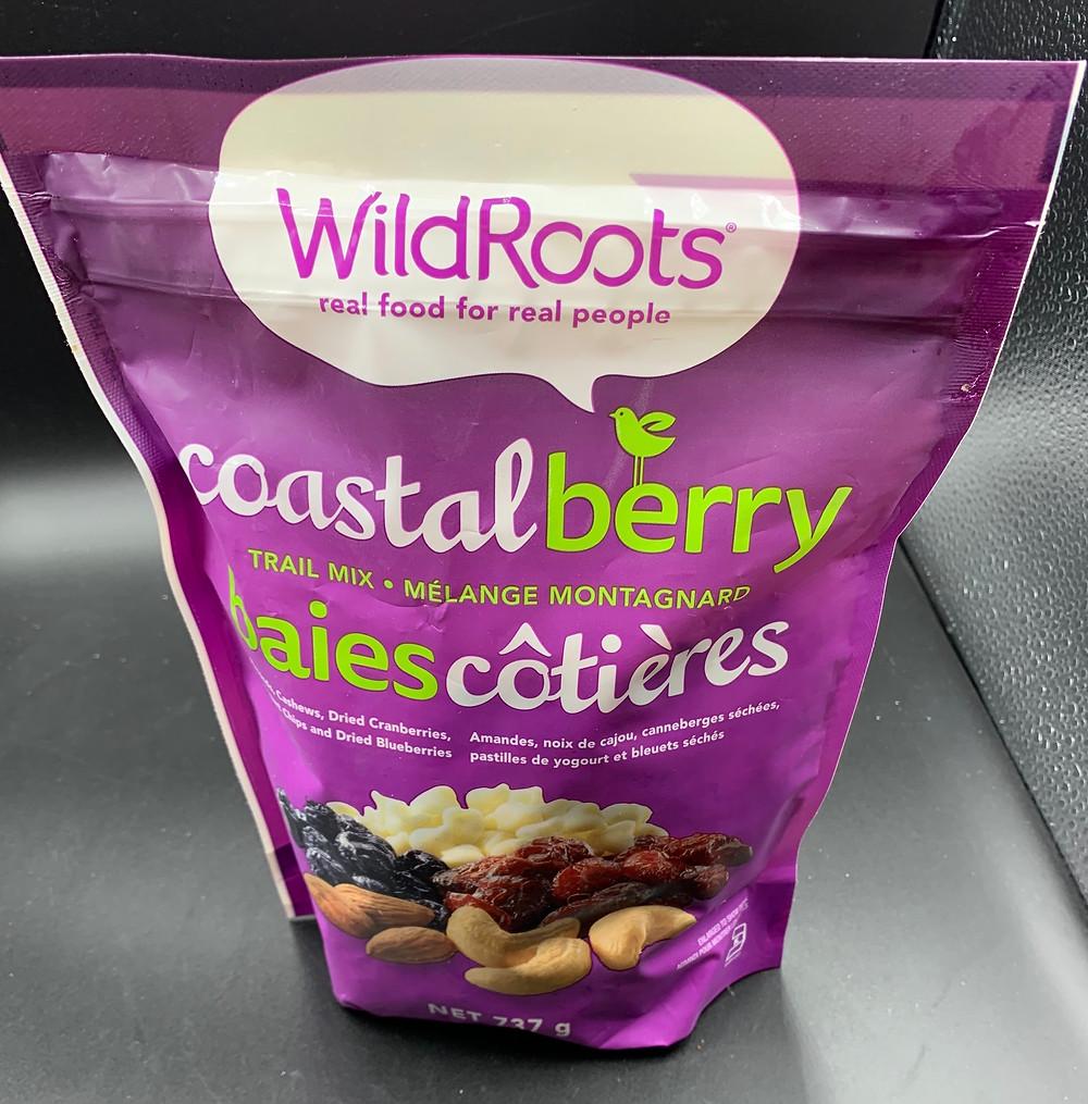 Costco WildRoots Coastalberry Trail Mix