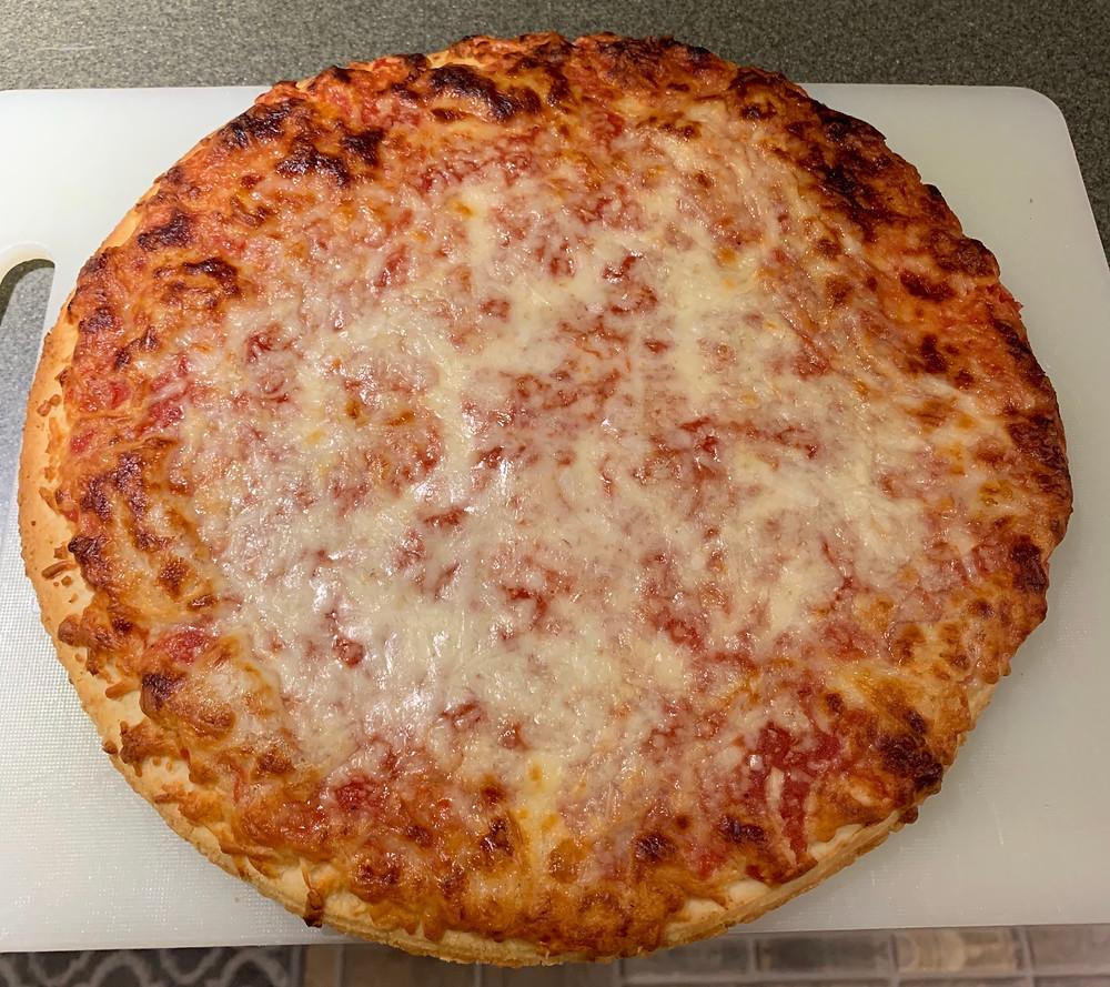 Costco Kirkland Signature Frozen Cheese Pizza