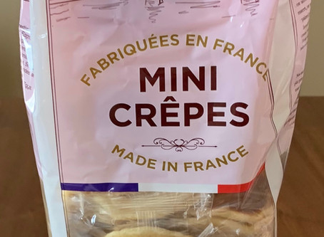 Costco LeMarie Patissier Mini Crepes Review