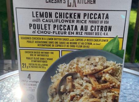 Costco Caesar's Kitchen Lemon Chicken Piccata Review