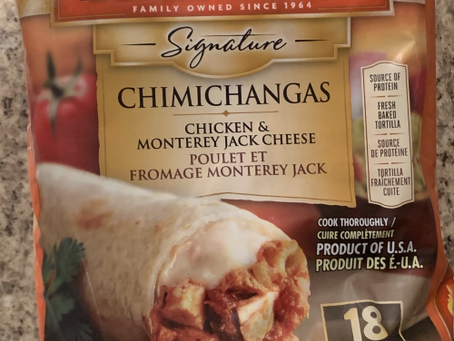 El Monterey Signature Chimichangas from Costco Review