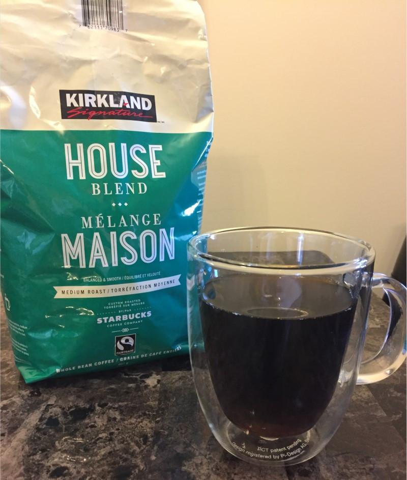 Costco Kirkland Signature House Blend Coffee