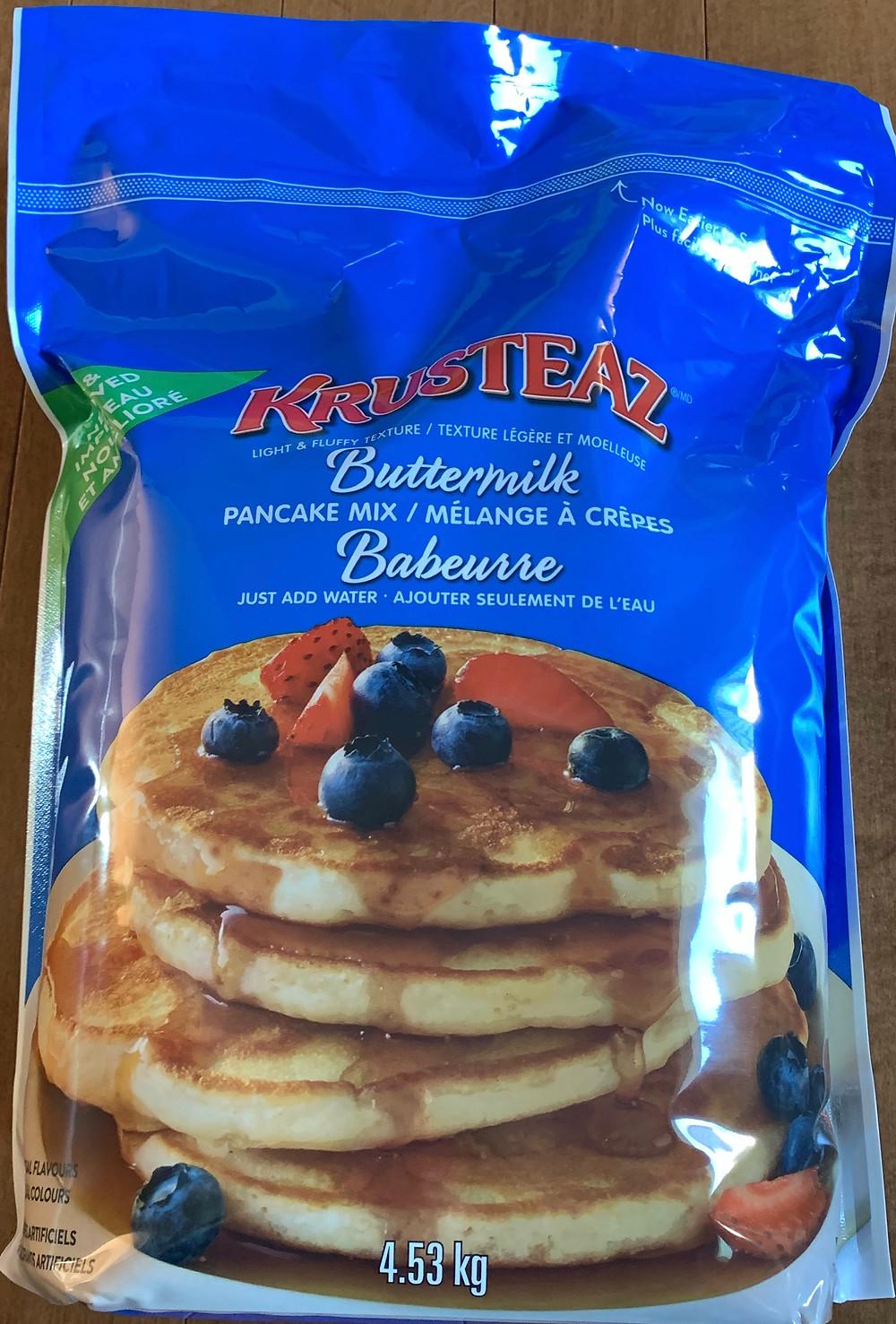 Costco Krusteaz Buttermilk Pancake Mix