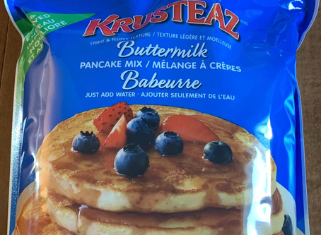 Costco Krusteaz Buttermilk Pancake Mix Review