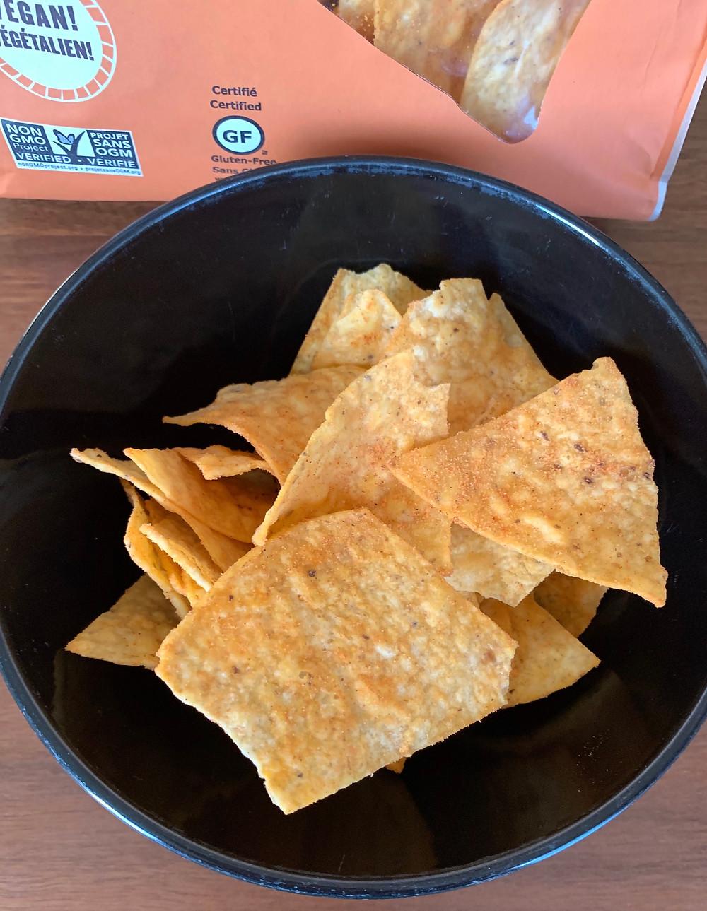 Costco Que Pasa Nacho Tortilla Chips