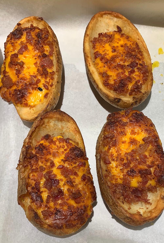 Costco TGI Fridays Loaded Potato Skins