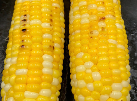 Costco Kirkland Signature Maple Syrup Grilled Corn Recipe