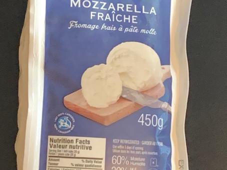 Costco Vello Fresh Mozzarella Review