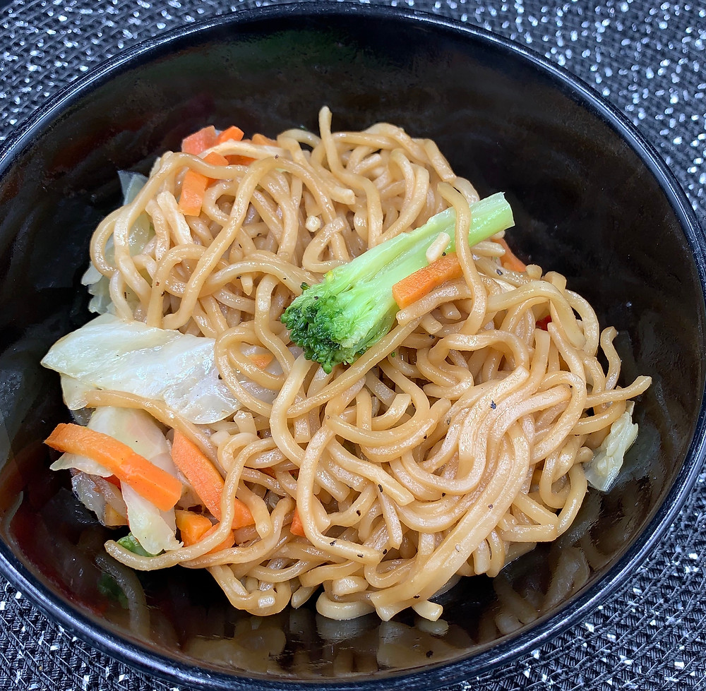 Costco Ajinomoto Vegetable Yakisoba