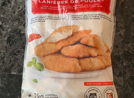 Costco Hampton House Chicken Strips Review