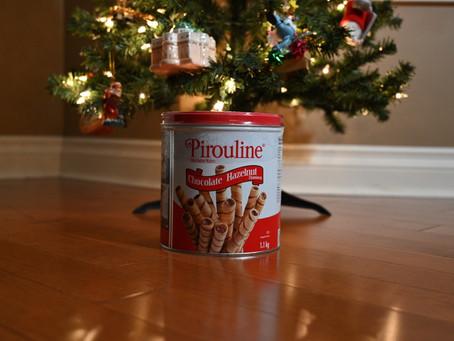 Costco Pirouline Chocolate Hazelnut  Wafers Review