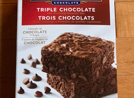 Costco Ghirardelli Triple Chocolate Brownie Mix Review