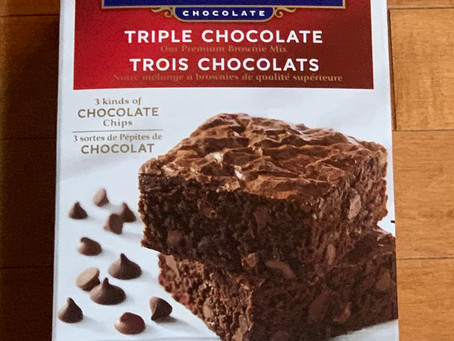 Costco Ghirardelli Triple Chocolate Brownie Mix Review