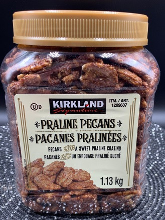 Costco Kirkland Signature Praline Pecans
