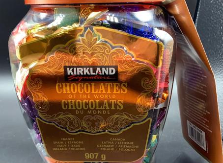 Costco Kirkland Signature Chocolates Of The World Review