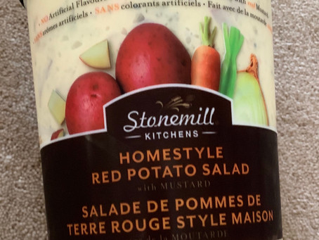 Costco Stonemill Kitchens Homestyle Red Potato Salad Review