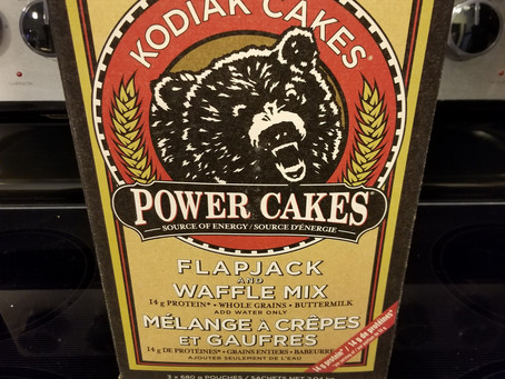 Costco Purchased Kodiak Cakes Review