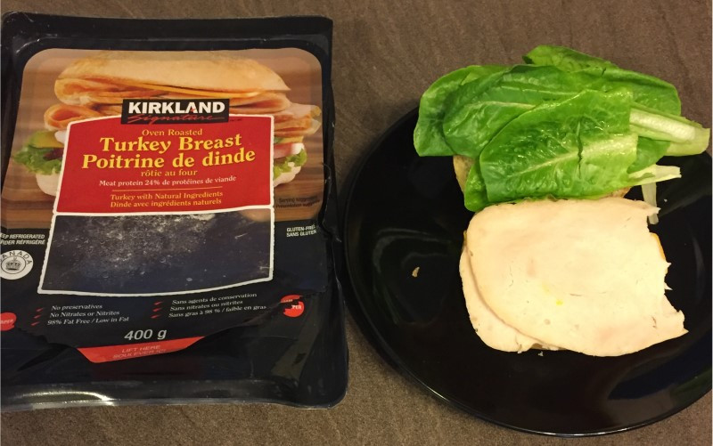 Costco Kirkland Signature Oven Roasted Turkey Breast